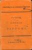 Chimie des parfums et fabrication des essences. (Edition française par F. Chardin-Hadancourt et H. Massignon.). PIESSE, George William Septimus