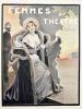 Femmes de Theatre.prologue d' Yvette Guilbert. Bac,Ferdinand ,Ferdinand-Sigismond Bach dit Ferdinand Bac