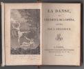La Danse ou les Dieux de l'Opera. Poeme.. BERCHOUX J.