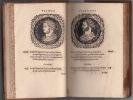 Icones Imperatorum et breves vitæ [in verse] ... Ausonio, Jacobo Micyllo, Ursino Velio authoribus. [Edited by N. G.]. GERBELIUS, Nicolaus.