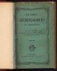 Lettres archeologiques sur Marseille.. LAUTARD (J[ean]-B[aptiste])