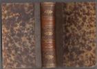 Les Chasseurs de chevelures par le capitaine Mayne-Reid ; Traduit par Allyre Bureau,relié avec Memoires de Bilboquet recueillis par un bourgeois de ...