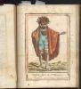 Chef de l'isle de Ste Christine. . GRASSET de SAINT SAUVEUR Jacques (GRAVURE)