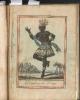 Dansseuse de LOANGO. GRASSET de SAINT SAUVEUR Jacques (GRAVURE)