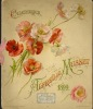 CALENDRIER Alfred de MUSSET 1899. MUSSET Alfred de.