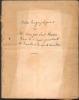 Notes biographiques sur Pierre Jean Paul Barris,Baron de l'Empire,president de Chambre a la Cour de Cassation. ANONYME