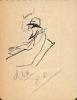 Clique-claques par Alfred Edwards et Gir. Album de romances illustrées sur les célébrités contemporaines...,avec le portrait des auteurs par Eve ...