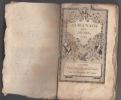 Almanach des muses 1787 ou Choix des Poésies fugitives de 1787.. Almanach des muses