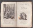 Almanach des Muses 1809 ou Choix des Poesies fugitives de 1808 -. Almanach des Muses