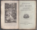 Almanach des Muses 1804 ou Choix des Poesies fugitives de 1803 -. Almanach des Muses