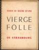 Liste des grands vins 1951 Sous le signe d'une vierge folle de la cathédrale de Strasbourg,Catalogue Nicolas. Berthommé Saint André Latour ...