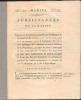 Subsistances de la Marine 30 juin 1797. BRUIX,ministre de la Marine