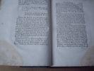 Memoires sur differentes parties des sciences et arts.TOME I seul,. Jean Etienne Guettard (1715-1786)