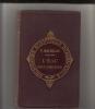 L'EAU DANS L'ALIMENTATION,préface de F. Schlagdenhaufen . MALMEJAC F.