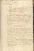 Mémoire sur la navigation aux côtes occidentales d'Afrique : par Monsieur Alb. ROUSSIN,capitaine ,commandant la corvette la Baiadère ,manuscrit ...