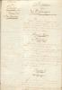 MEMOIRE manuscrit SUR LA BOULANGERIE 1812. MARINE IMPERIALE PORT DE TOULON Vivres de la Marine
