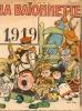 la Baionnette  N°183, 2 janvier 1919. COLLECTIF