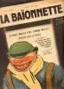 la baionnette N°190,20 fevrier  1919. COLLECTIF