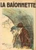 la baionnette N° 192, 6 mars 1919,. COLLECTIF
