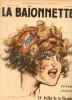 la baionnette N° 210, 10 Juillet 1919,numero double,14 JUILLET DE LA VICTOIRE. COLLECTIF