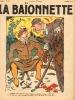 la baionnette N°222, 2 Octobre 1919,. COLLECTIF