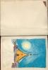 MARIA CHAPDELAINE. RECIT DU CANADA FRANCAIS.compositions originales en couleur d' Eugene CORNEAU,exemplaire unique. HEMON, Louis.