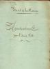 Vivres de la Marine - Adjudications pour l'année 1813. (Administration de la Marine Service des Vivres)