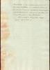 Rapport de l' Ingenieur de la Marine a LIVOURNE,sur les travaux qui peuvent avoir lieu dans la port en 1810. MARESTIER MANUSCRIT marine empire ...
