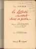 LA LIBERTE CHANTAIT DANS SA PRISON-préface de  M.SCHUMANN . NOCHER Jean