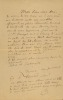 lettre autographe signée. Ernest La Jeunesse,[ Pseudonyme de Ernest Léon LAJEUNESSE-CAËN , Ecrivain , Caricaturiste 1874-1917 ]