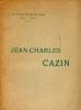 Jean-Charles Cazin. Léonce Bénédicte Jean-Charles Cazin