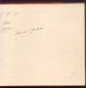 Hunting Journal, album manuscrit,1903/1907. Anonyme