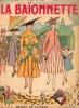 La Baïonnette, 2è série, N°42, Modes de guerre.Texte de Rip et Fursy. COLLECTIF FABIANO