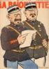 LA BAIONNETTE. Nouvelle Serie : N° 58, Les Gendarmes ,Couverture illustrée par Capy. COLLECTIF