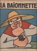 La Baïonnette, 2è série, N°196, J'ai du bon tabac.ROUFFE. COLLECTIF