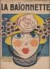 La Baïonnette, 2è série, N°203, Les premières fleurs.FALKE PIERRE. COLLECTIF