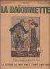 La Baïonnette, 2è série, N°165, La guerre au bon vieux temps.. COLLECTIF