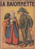 la baionnette 172, 17 octobre 1918 ; ORIENT LOINTAIN. COLLECTIF
