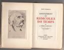 Supplément aux ridicules du temps de Jules Barbey d' Aurevilly.. Barbey d' Aurevilly / Dumesnil ( René )