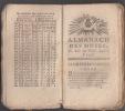 Almanach des Muses 1778 ou Choix des Poesies fugitives de 1777 -. Almanach des Muses