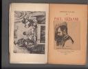 Paul Cézanne ,Lettres de Jacques Flach ... et André Suarès.avec huit phototypies d'après Cézanne.. Ambroise Vollard
