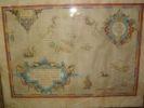 """Published by Antwerpen, dat. 1584., Ortelius Abraham, 1584. Acores Insulae. Altkolorierte Kupfer-Karte aus Abraham Ortelius """"Theatrum Orbis Terrarum"""". ..."""