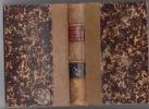 SOUVENIRS INTIMES DE LA COUR DES TUILERIES,2 volumes : tomes 1 et 2; série des souvenirs intimes de la cour des Tuileries. MADAME CARETTE, NEE BOUVET