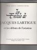 Les envols de Jacques Lartigue et les debuts de l'aviation . Jacques-Henri Lartigue, Pierre Borhan, Martine d' Astier de La Vigerie