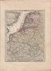 LES XVII PROVINCES DES PAYS BAS divisées en Provinces unies connues sous le nom de Hollande  et en Pays Bas catholiques connues sous le nom de ...