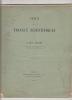 Notice sur les travaux scientifiques de M. Raoul Bricard.... Raoul Bricard
