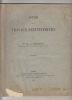 Notice sur les travaux scientifiques de Marcel Brillouin avec Supplément à la notice sur les travaux scientifiques de M. Marcel Brillouin,.... Marcel ...