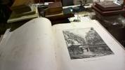 Alphonse de Seynes Monuments romains de Nîmes. relié avec Constant Bourgeois, Voyage pittoresque à la Grande - Chartreuse de Grenoble suivi de ...