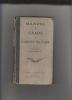 MANUEL DU GRADE DE L'ARMEE DE L'AIR Extraits - Edition provisoire 1947. ARMEE DE L'AIR