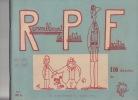 Rassemblement de Petites Facéties - Recueil de 1947. 116 dessins. EFFEL JEAN (FRANCOIS LEJEUNE, DIT. 1908-1982).